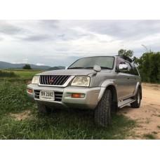 Mitsubishi G-wagon GLX 2.8 ขับ4 ปี 2002 รถบ้านแท้ๆ สภาพดี เจ้าของขายเอง